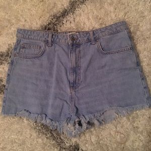 Forever21 high rise shorts
